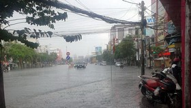 Southern region enters rainy season. (Photo:SGGP)
