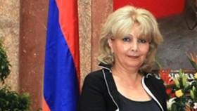 Armenian ambassador to Vietnam Raisa Vardanya