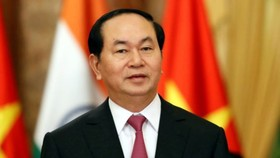 President of Vietnam Tran Dai Quang sent a congratulation to Germany on National Day.