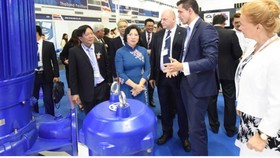 Vietnam's Leading International Water Supply, Sanitation, Water Resources and Purification Event