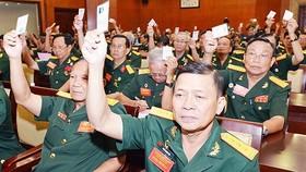 Sixth National Congress of Vietnam War Veterans' Association opens