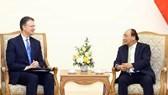 PM Nguyen Xuan Phuc receives US Ambassador to Vietnam