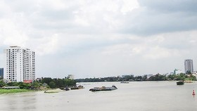 Water level on Saigon River to rise rapidly