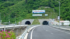 Deo Ca tunnel (Photo:baokhanhhoa)