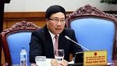 Deputy PM Pham Binh Minh joins AMM Retreat