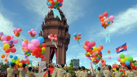 HCMC commemorates Cambodia Independence Day