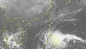 New tropical storm to hit East Sea