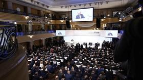 Hội nghị An ninh Munich. Ảnh: REUTERS