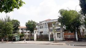 Đề xuất tháo dỡ Trường Tiểu học Trần Văn Kiểu
