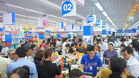 Siêu thị Co.opmart lại giảm giá sốc 3 ngày cuối tuần ngay trước lễ