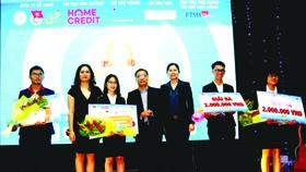 Home Credit tiếp tục hỗ trợ các Giám đốc tài chính tương lai