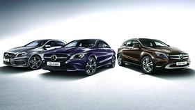 Thông tin triệu hồi sản phẩm của Mercedes-Benz