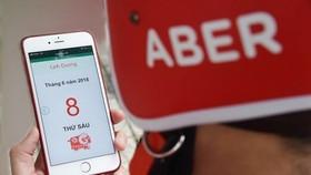 Ra mắt ứng dụng gọi xe thuần Việt - ABER
