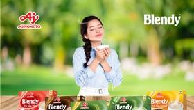 Khám phá Blendy™ - Dòng thức uống hòa tan dạng bột mới