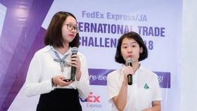 UK Academy đại diện Việt Nam tham dự vòng thi khu vực châu Á - Thái Bình Dương ITC 2018