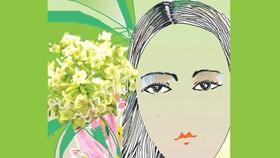 Hoa sữa mùa thu…