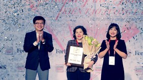 """Fobers công bố giải thưởng """"Thành tựu trọn đời"""""""