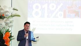 Ra mắt Việt Nam, WeWork tăng tốc tại Đông Nam Á