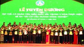 53 doanh nghiệp tiêu biểu nhận danh hiệu vì nhà nông