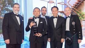 Serenity Sky Villas đoạt giải Dự án căn hộ tốt nhất của châu Á–TBD và Dự án căn hộ tốt nhất thế giới