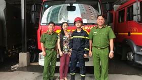 7 năm sáng chế xe chữa cháy của chàng trai 17 tuổi