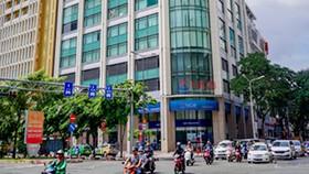 Tòa nhà Ruby Tower tại TPHCM, nơi Công ty Hanwha Life Việt Nam đặt trụ sở chính