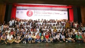 Khai mạc Trường hè khoa học Việt Nam lần thứ 6