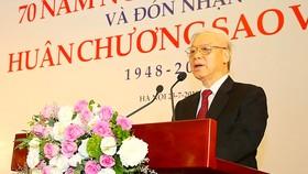 Sáng tạo văn học nghệ thuật vì mục tiêu nuôi dưỡng, xây dựng con người Việt Nam của thời kỳ mới