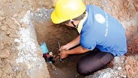 Huyện Bình chánh, số hộ dân được cấp nước sạch chiếm tỷ lệ 95,39%