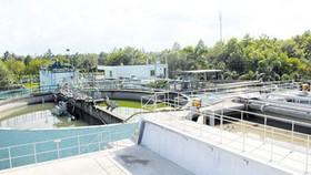 Thí điểm xây dựng nhà máy xử lý nước thải theo hình thức đối tác công tư
