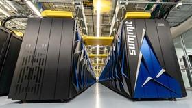 """美國超級計算機""""頂點""""。(圖源:互聯網)"""