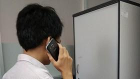 帶煩擾性的電話越來越多。