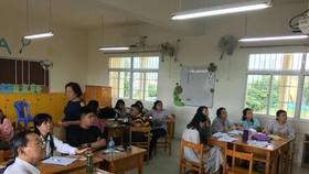 華文教師暑期培訓班舉辦