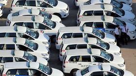 傳統計程車正陷入困難階段。