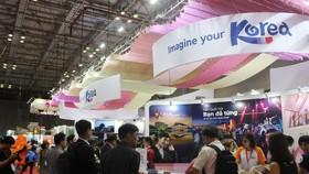 2018年胡志明市國際旅遊展銷會一瞥。