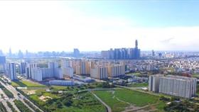 胡志明市東區一瞥。(圖源:互聯網)