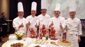 台灣名廚在本市推介美食。