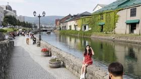北海道地震重創當地旅遊業。(圖源:共同社)
