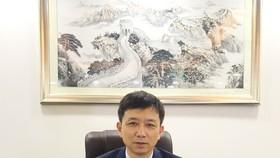 中國銀行(香港)胡志明市分行行長張煒。