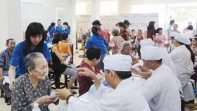 我國改進醫療服務以提升社會民生水平。