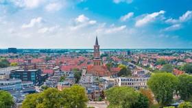 呂戈登市一瞥。(圖源:互聯網)