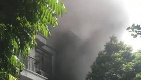 火警現場。(圖源:CTV)