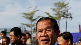 柬埔寨首相洪森。(圖源:路透社)