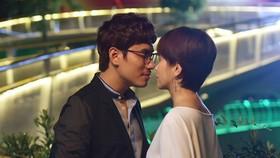 《叔叔,別娶我媽!》男女主角喬明俊與安危。