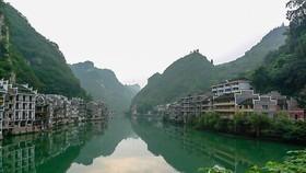 舞陽河風景