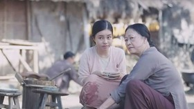 優秀藝人茹瓊(右)飾演的《三房妻》電影曾獲得「相遇在秋天」計劃提供的輔助。