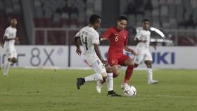 印尼-東帝汶比賽一瞥。(圖源:AFF Cup)