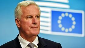 """歐盟""""脫歐""""談判首席代表米歇爾‧巴尼耶(Michel Barnier)。(圖源:路透社)"""
