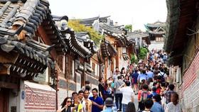 民眾越來越喜歡去韓國旅遊。(圖源:korea.info.vn))