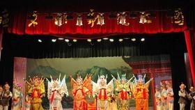 第五郡文化中心於本週末舉辦2018年粵曲匯演聯歡節。(示意圖源:趣兒)